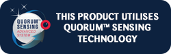 This product utilises Quorum™ Sensing Technology