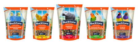Bucktons Aviary Food