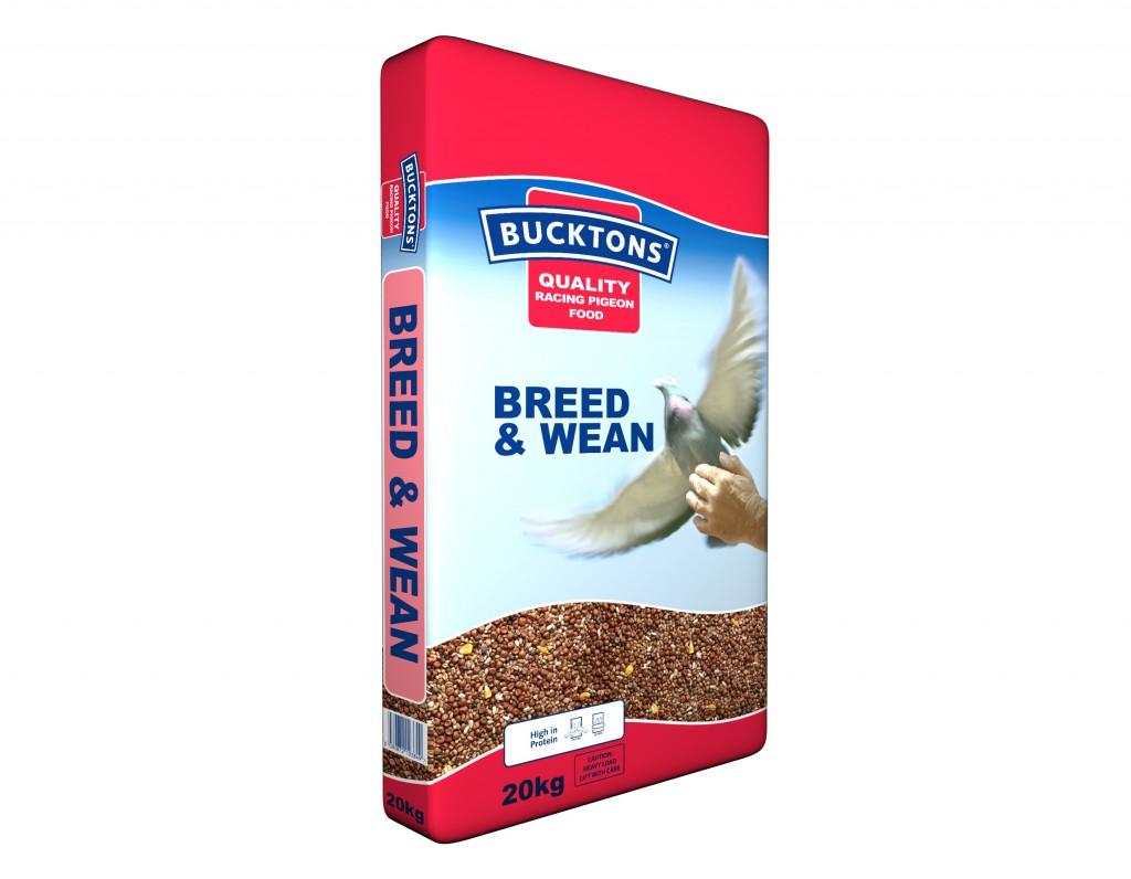 Bucktons Pigeon Breen Wean