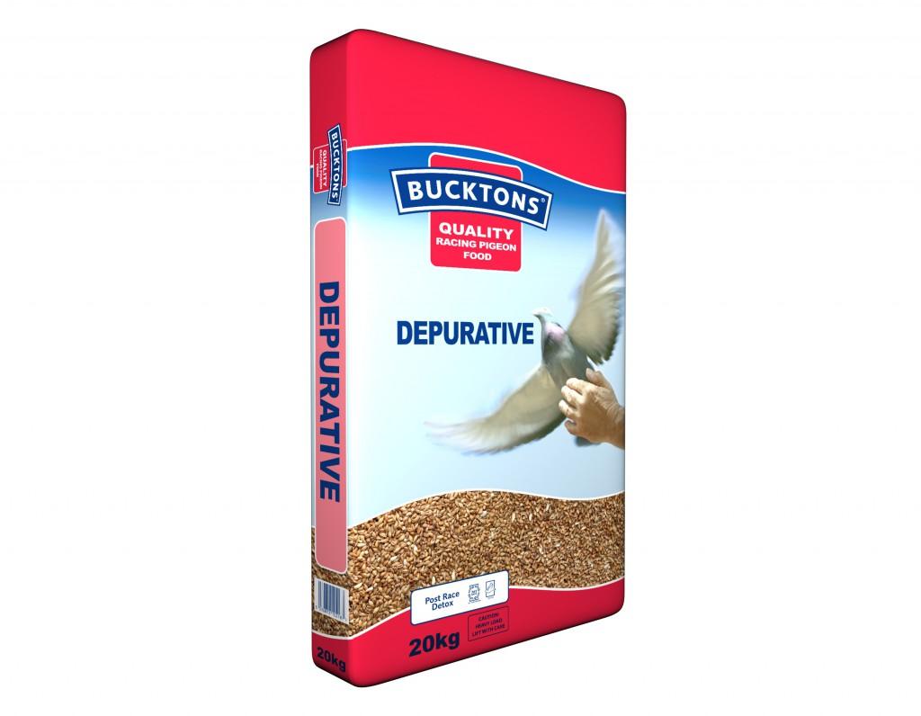 Bucktons Pigeon Depurative