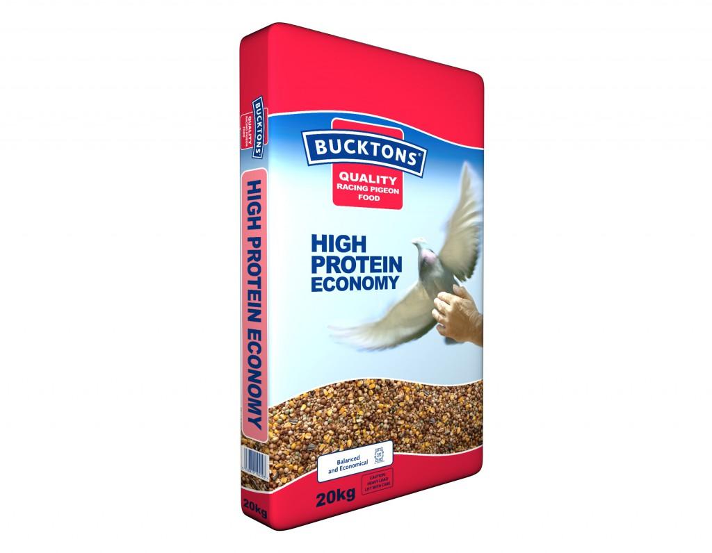 Bucktons Pigeon High Protein Economy