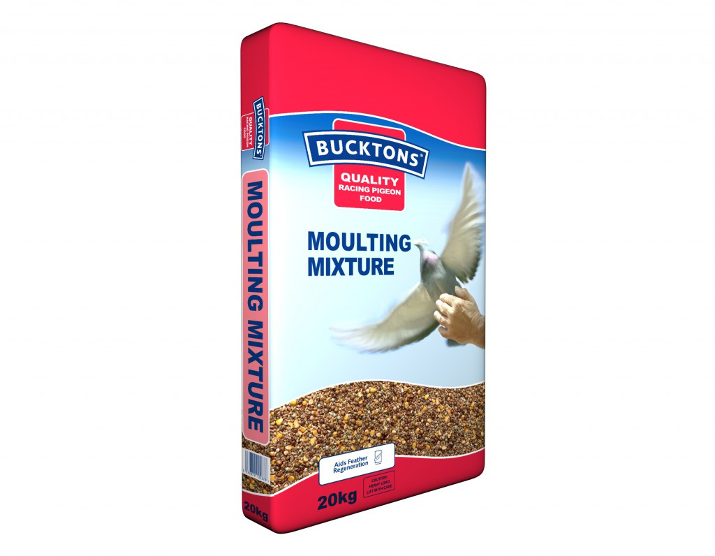 Bucktons Pigeon Moulting Mixture