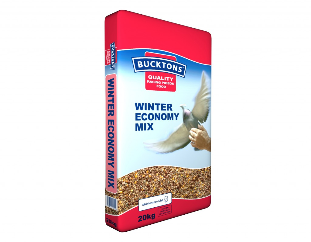 Bucktons Pigeon Winter Economy Mix