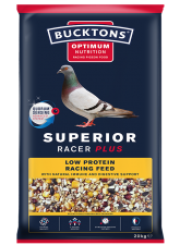 Bucktons Superior Pigeon Low Protein High Fat