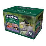 Bucktons Wild Bird Suet Varierty Box