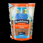 Bucktons Budgerigar Food 500g
