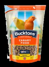 Bucktons Canary Food 500g