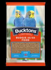 Budgie 50-50 Food 20kg