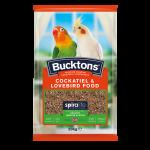 Cockatiel & Lovebird Food Spiralife 20kg