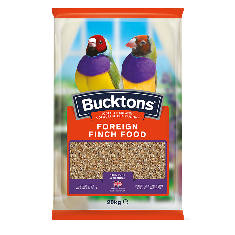 Foreign Finch Food 20kg