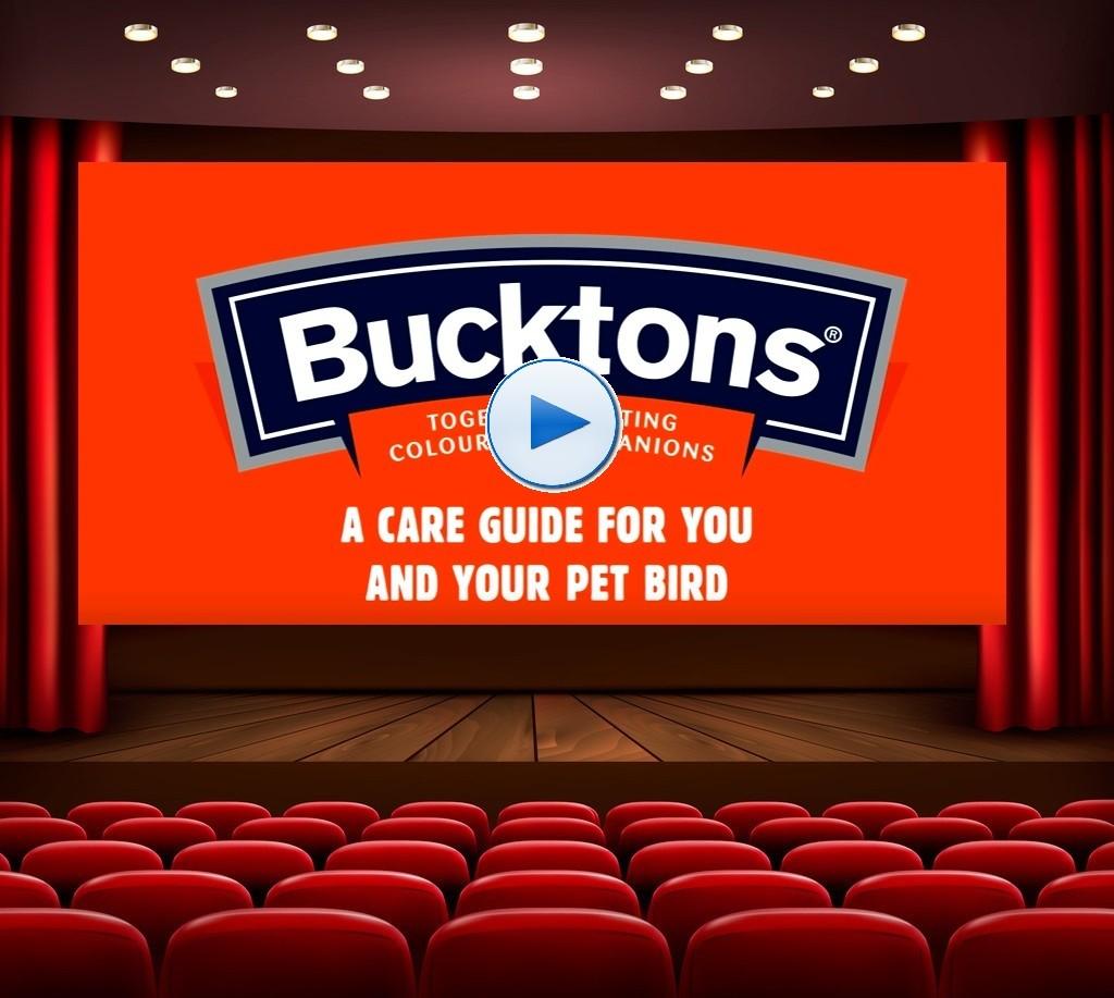 Bucktons Pet Bird Video Care Guides