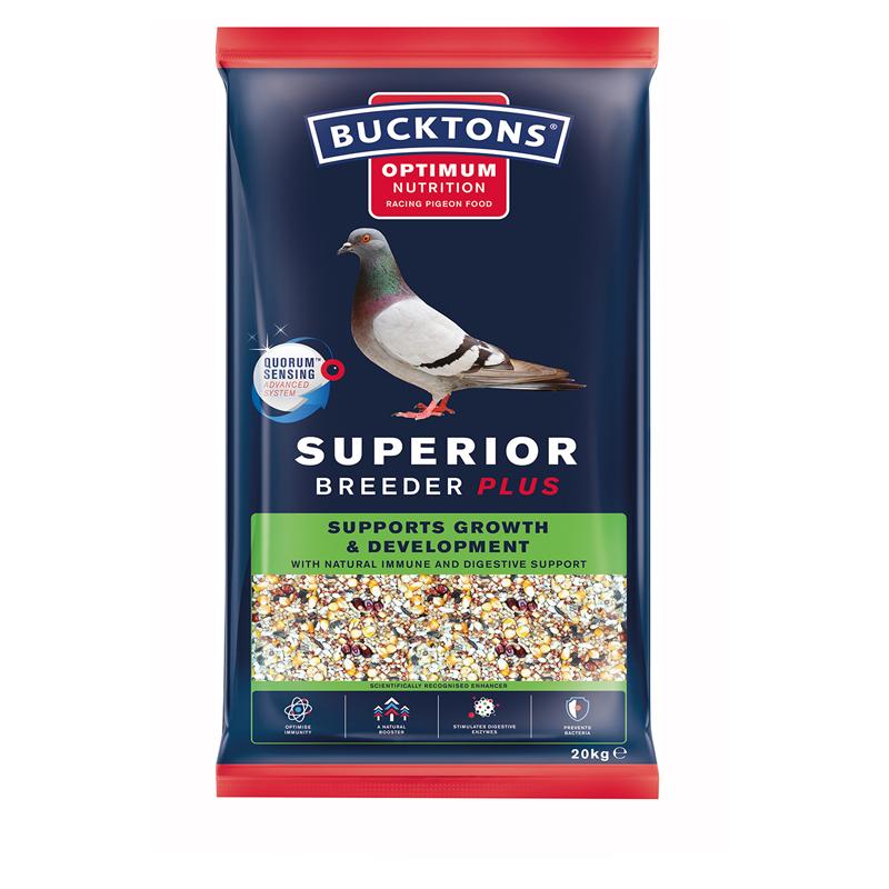 Bucktons Superior Breeding Plus