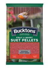 Fruit & Berry Suet Pellets 12.55kg