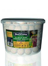 Bucktons Energy Balls 50 Tub
