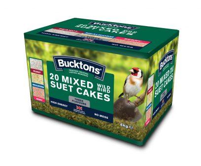 Bucktons Suet Cakes